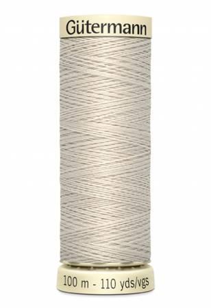 Sew-all Polyester All Purpose Thread 100m/109yds Dark Bone