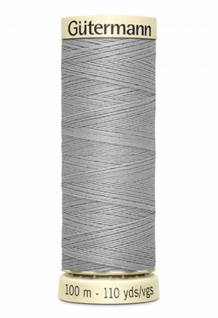 Sew-all Polyester All Purpose Thread 100m/109yds Mist Grey