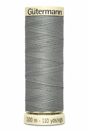 Col 114 - Sew-all Polyester All Purpose Thread 100m/109yds Greymore