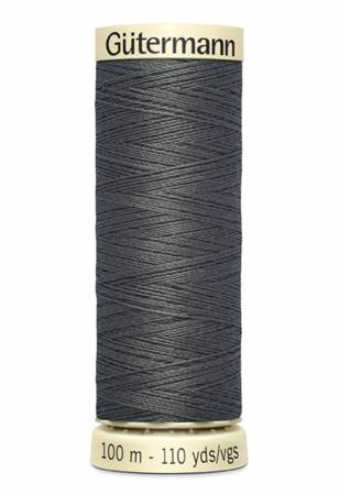 Sew-all Polyester All Purpose Thread 100m/109yds Smoke