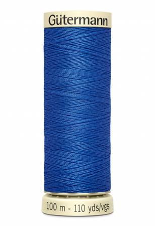 Sew-all Polyester All Purpose Thread 100m/109yds Blue Bird