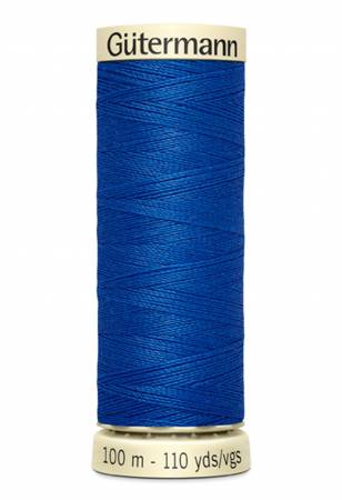 Col 251 - Sew-all Polyester All Purpose Thread 100m/109yds Cobalt Blue