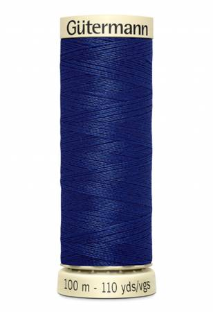 Col 260 - Sew-all Polyester All Purpose Thread 100m/109yds Royal