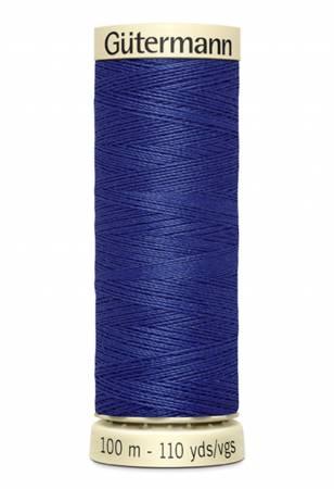 Sew-all Polyester All Purpose Thread 100m/109yds Geneva Blue