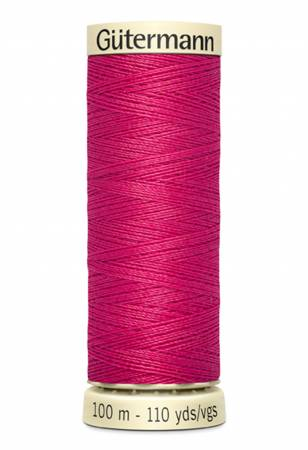 Sew-all Polyester All Purpose Thread 100m/109yds Raspberry