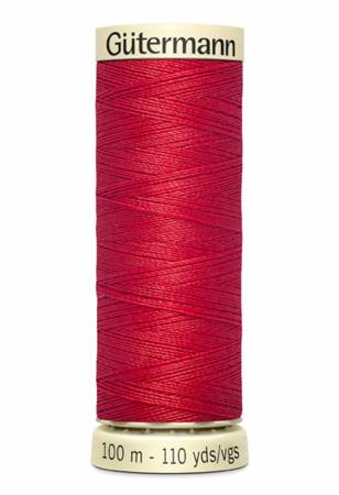 Sew-all Polyester All Purpose Thread 100m/109yds True Red