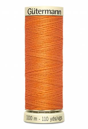 Sew-all Polyester All Purpose Thread 100m/109yds Apricot