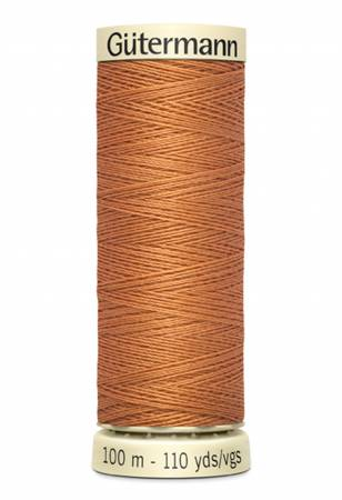 Sew-all Polyester All Purpose Thread 100m/109yds Burnt Orange