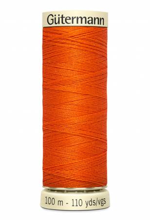Sew-all Polyester All Purpose Thread 100m/109yds Orange