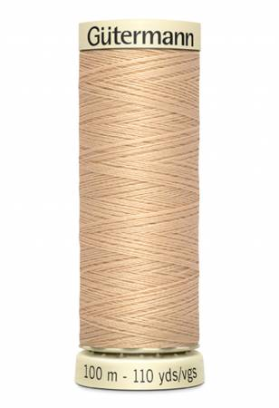 Sew-all Polyester All Purpose Thread 100m/109yds Sahara