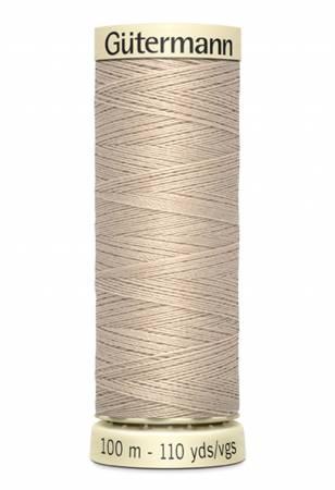 Polyester Thread 109yds - Sand (506)
