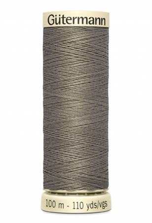 Sew-all Polyester All Purpose Thread 100m/109yds Taupe