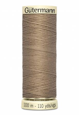 Sew-all Polyester All Purpose Thread 100m/109yds Dove Beige