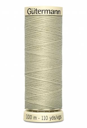 Sew-all Polyester All Purpose Thread 100m/109yds Cornstalk