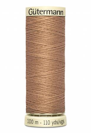 Sew-all Polyester All Purpose Thread 100m/109yds Cafe Beige