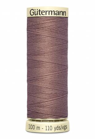 Sew-all Polyester All Purpose Thread 100m/109yds Dark Taupe