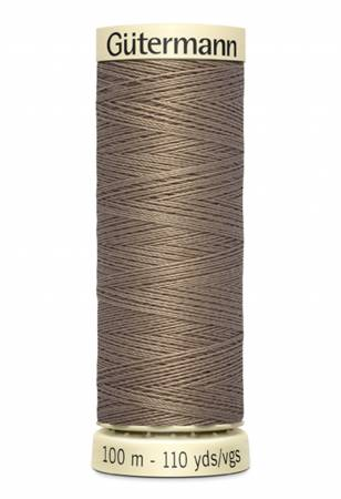 Sew-all Polyester All Purpose Thread 100m/109yds Medium Beige