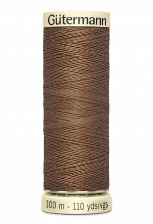 Sew-all Polyester All Purpose Thread 100m/109yds Cork