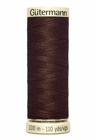 Sew-all Polyester All Purpose Thread 100m/109yds Clove