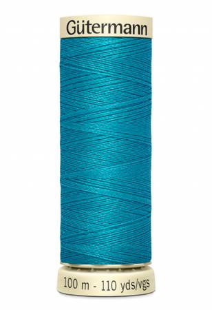 Sew-all Polyester All Purpose Thread 100m/109yds Oriental Blue