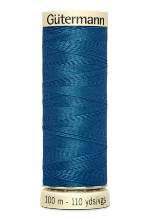Sew-all Polyester All Purpose Thread 100m/109yds Mineral Blue