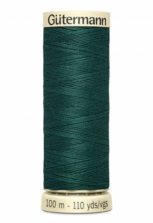 Sew-all Polyester All Purpose Thread 100m/109yds Ocean Green