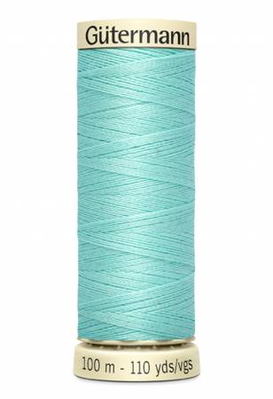 652 Sew-all Polyester All Purpose Thread 100m/109yds Clear Jade