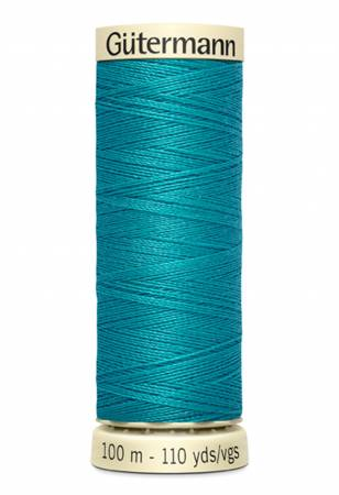 Sew-all Polyester All Purpose Thread 100m/109yds Turquoise Blue