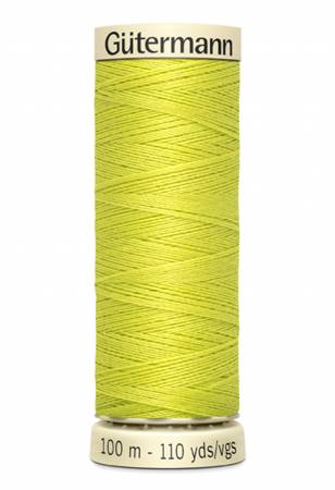 Sew-all Polyester All Purpose Thread 100m/109yds Lime