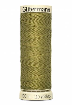 Sew-all Polyester All Purpose Thread 100m/109yds Olive