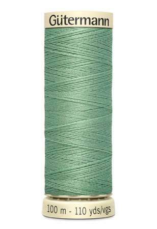 Sew-all Polyester All Purpose Thread 100m/109yds Willow Green
