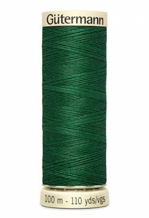 Sew-all Polyester All Purpose Thread 100m/109yds Green