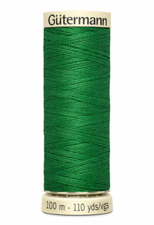 Sew-all Polyester All Purpose Thread 100m/109yds Kelly Green