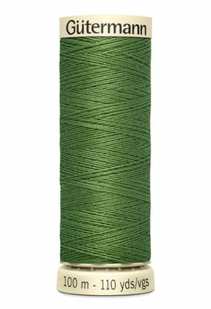 Sew-all Polyester All Purpose Thread 100m/109yds Apple Green