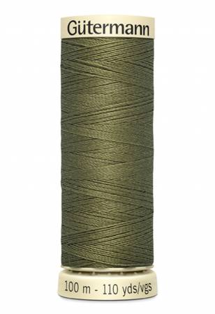 Sew-all Polyester All Purpose Thread 100m/109yds Brownzite