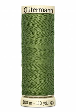 Sew-all Polyester All Purpose Thread 100m/109yds Moss Green