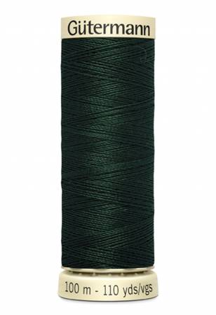 Sew-all Polyester All Purpose Thread 100m/109yds Spectre Green