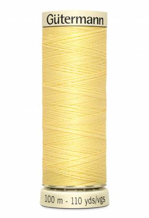 Polyester Thread 109yds - Cream (805)