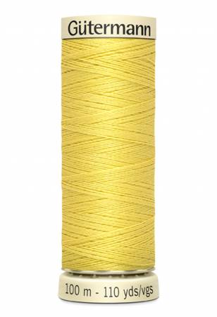 Sew-all Polyester All Purpose Thread 100m/109yds Mimosa
