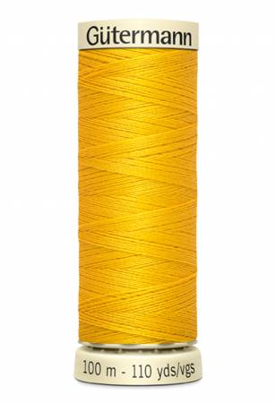 Sew-all Polyester All Purpose Thread 100m/109yds Goldenrod