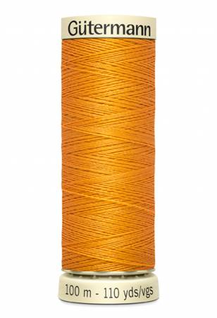 Sew-all Polyester All Purpose Thread 100m/109yds Autumn Gold