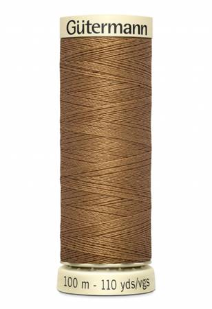 Gutermann Polyester Thread 110yd - 100-875 Goldstone