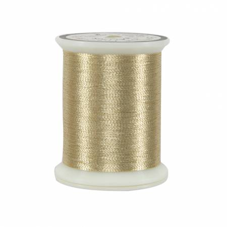 Superior Metallics Thread 500yds Light Gold