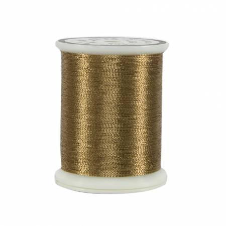 Superior Metallics Thread 500yds Antique Gold