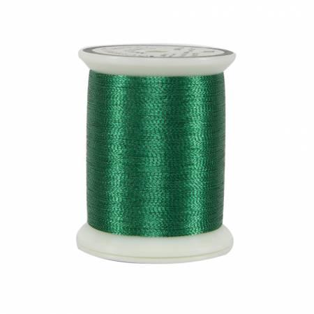 Metallic Thread 500yds Jade