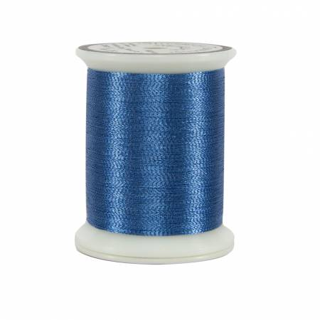 #35 Metallic Thread 500yds Pacific
