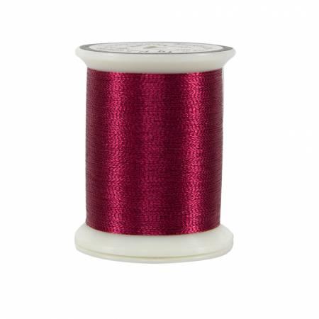 Superior Metallics Thread 500yds Cranberry