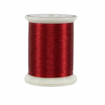 Superior Metallics Thread 500yds Red