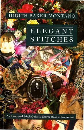 Elegant Stitches - Hardcover