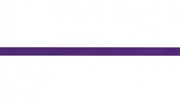 Single Face Satin Ribbon Purple 1/4in